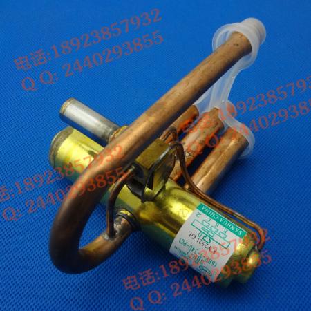 四通阀毛细管 和粗管的焊接是锡焊的吗图片