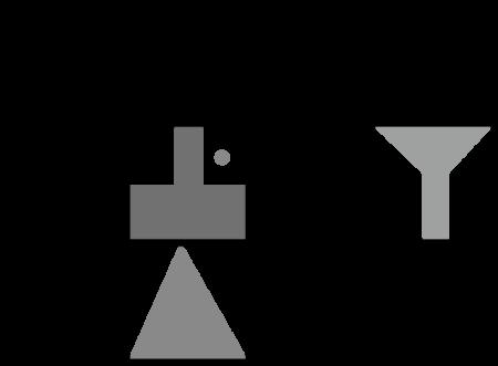 如下页图,右面哪一个图形是左面正方体的展开图?图片