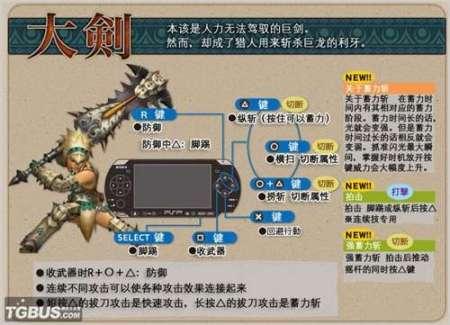 影��`�yn��h8_2011-03-23 08:29滫ash| 分类:psp psp怪物猎人3,说明书里面介绍武器