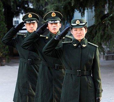 07校尉常服大衣多少钱 怎么淘宝上那么便宜,军需卖多少图片