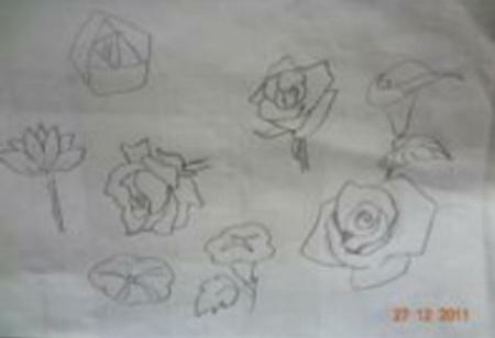 玫瑰 花 的 画法 295 2011 07 19 400x227 玫瑰 花 素描 画法 ...