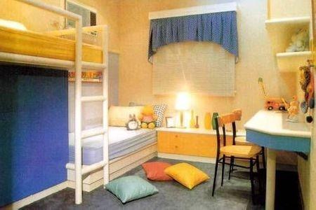 小房间装修设计图片