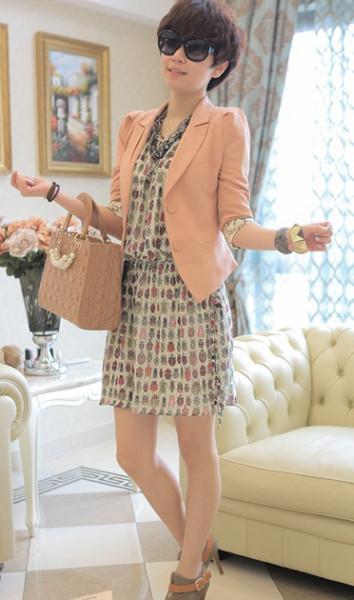 女生现在流行的衣服_170cm的短发女生夏天怎么搭配衣服呢