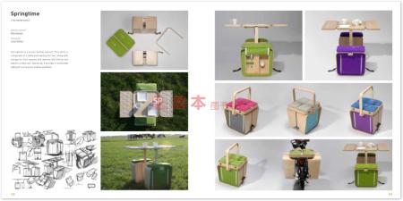 产品设计开发的图书目录图片