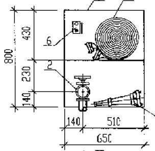 消火栓图集04s202_04S202室内消火栓安装给排水图集土木工
