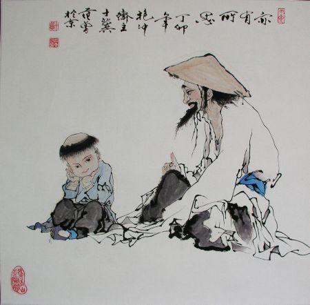 范曾的画多少钱_画家范曾的画直 多少钱