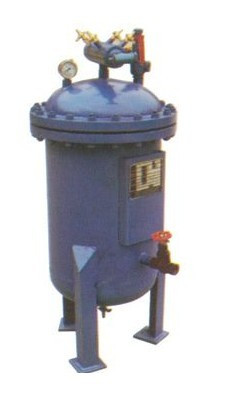 空气压缩机油水分离器图片