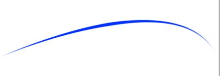 用ps怎么画出中间粗两头细的直线,我也按照网上说的方法一步一步去做图片