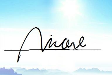 英文名dina艺术签名设计图片