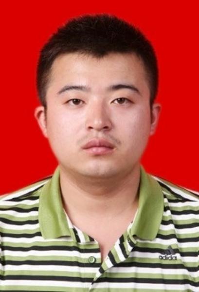 一寸蓝底黑西服白衬衣红领带的证件照,邮箱361900 163.com