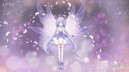 在《小花仙》中,这个精灵王叫什么名字?图片