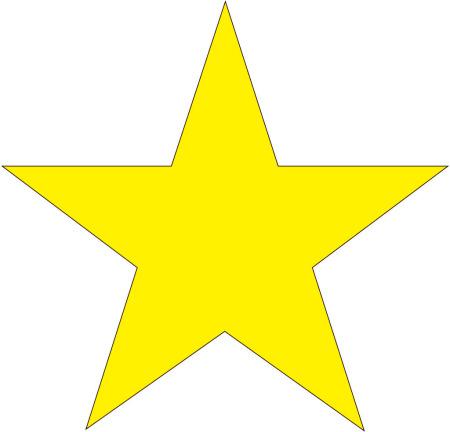 换五角星颜色图片