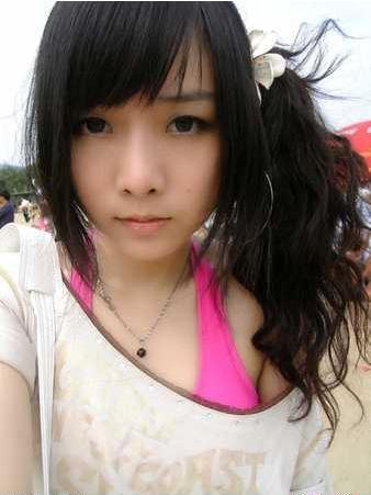 谁有这个美女的图片?