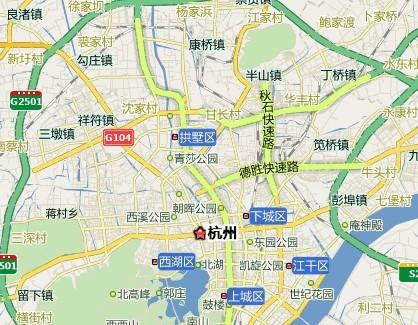 想知道: 杭州市 丁桥景园南苑是属于城西,还是城北?图片