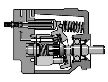 有关柱塞液压泵的基础知识请参考《液压与气压传动 第二版》(机械工业图片