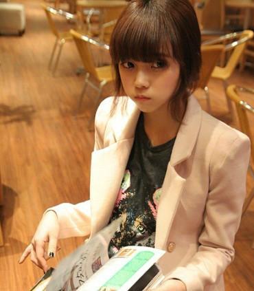 这个韩国美女是谁?