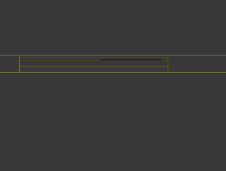 3dmax中的某些线条选定不上怎么回事图片