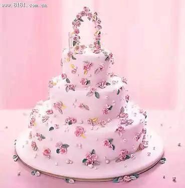 生日蛋糕图片_百度知道图片