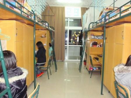 湖南理工职业技术学院的住宿条件怎么样?图片