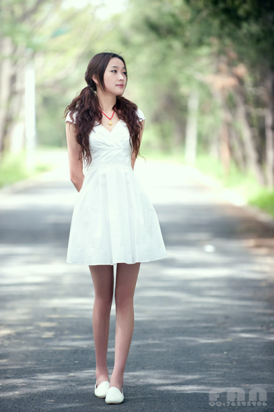 158的女生身高夏天怎样穿才好看?