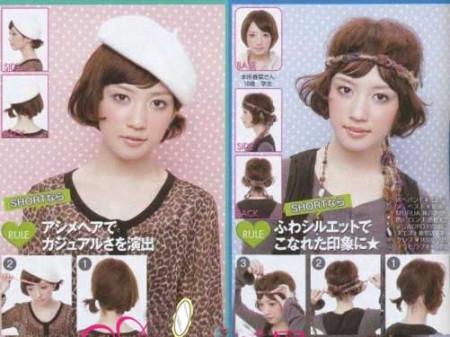 再说了,鸭舌帽是什么发型都能带.图片