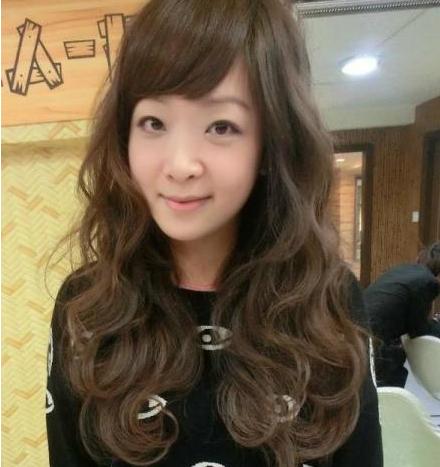 有人是杏仁脸型的吗,请问杏仁脸型该剪什么发型呢,?图片