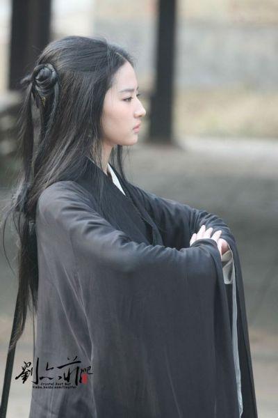 中国古代女子的妆饰图片