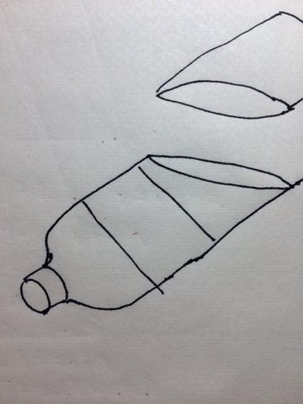 我爷爷一直是这样用作铲花盆里的土的,如果是昆仑山矿泉水的瓶子更好图片