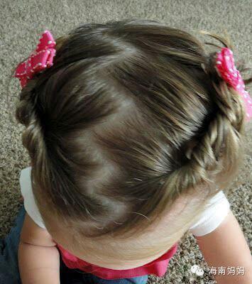小孩公主头发型怎么扎 公主头发型图片 公主头发型小孩