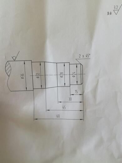 金工实习的数控机床是怎样编程的?使用过程是怎样的?图片