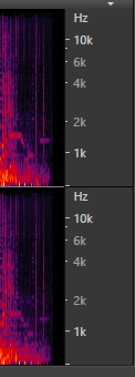 请问各位大虾,Adobe Audition Cs6(英文版)怎么调节频谱图...