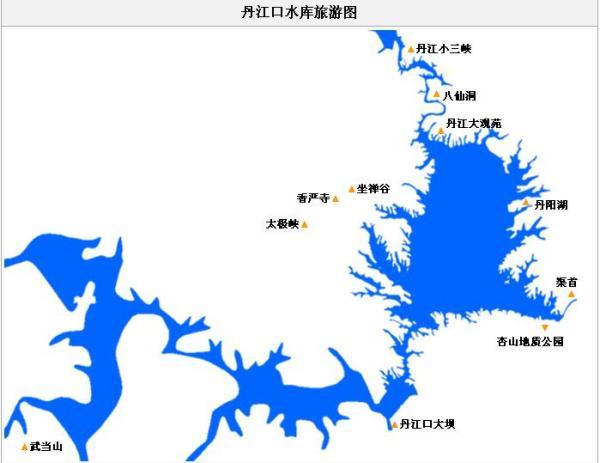 淅川丹江口水库风景区
