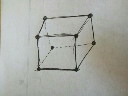 棱.8个顶点的物体不是长方体就是正方体为什么