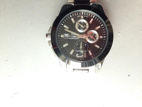 浪琴手表是真的还是假的?