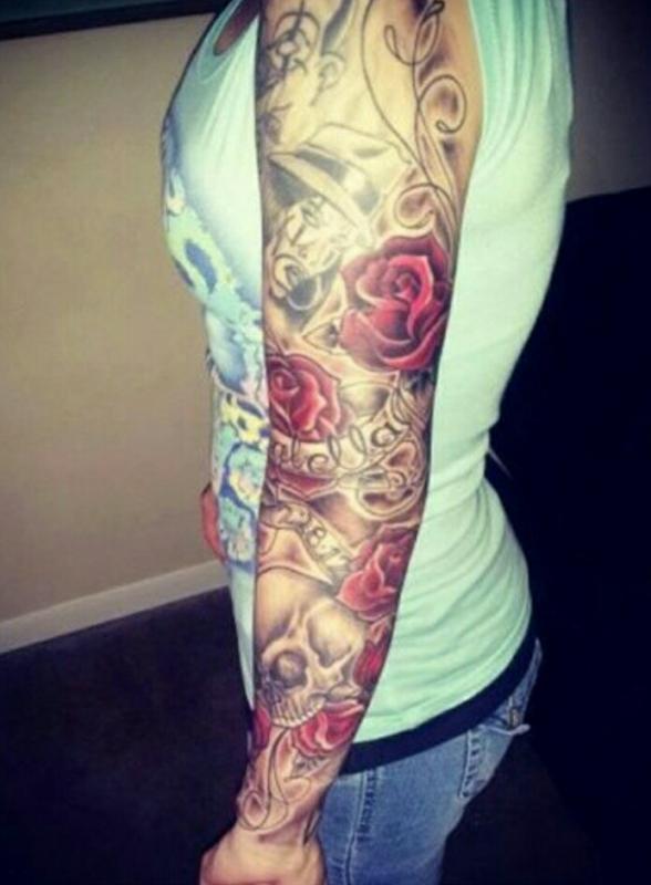 上的伤 要是去纹身的话纹个什么好看 我是男生图片
