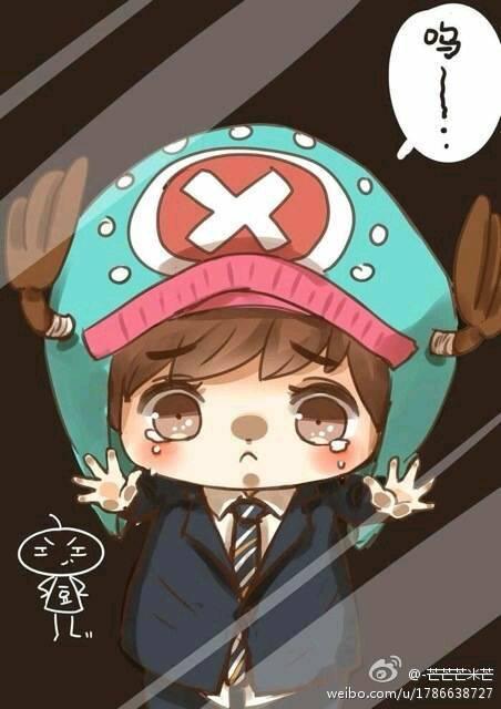 求EXO边伯贤这样的图片图片