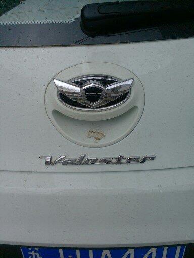 是什么车子啊 车标和宾利或者MINI的标志有点像 也像克莱斯勒的标高清图片