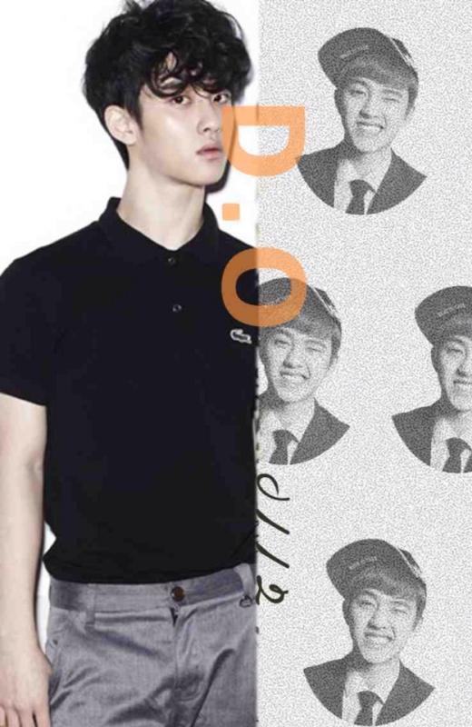 exo成员的名字对应图片图片