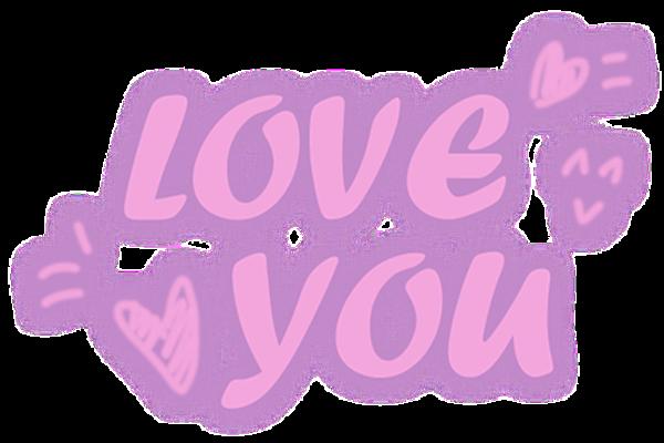 炫舞戒指定义字图love(透明底)