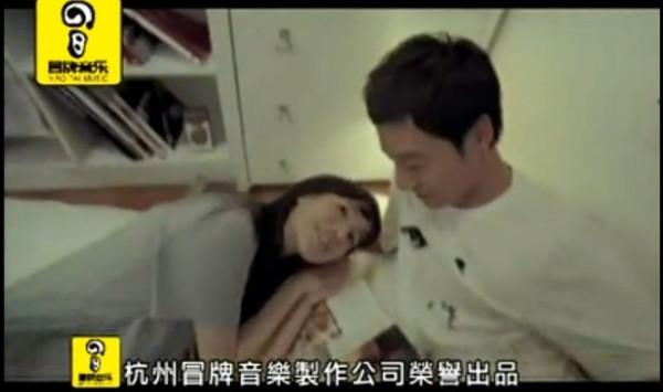 冷漠 杨小曼 我爱你胜过你爱我 MV背景是什么电视剧里面的么 男女主图片