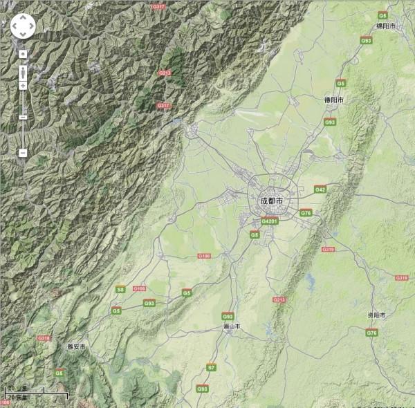 为什么四川老是地震图片
