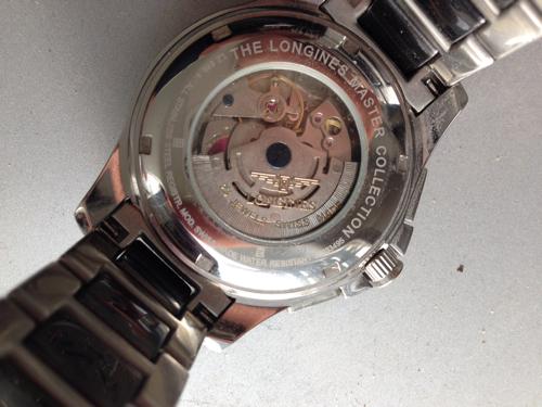 浪琴手表是真的还是假的?图片