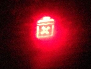 桑塔纳2000 仪表盘的这个指示灯是 什么 意思高清图片