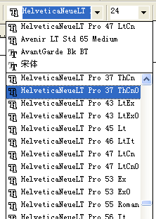 T1的字体,就会显示出下面的字样。求高手帮忙