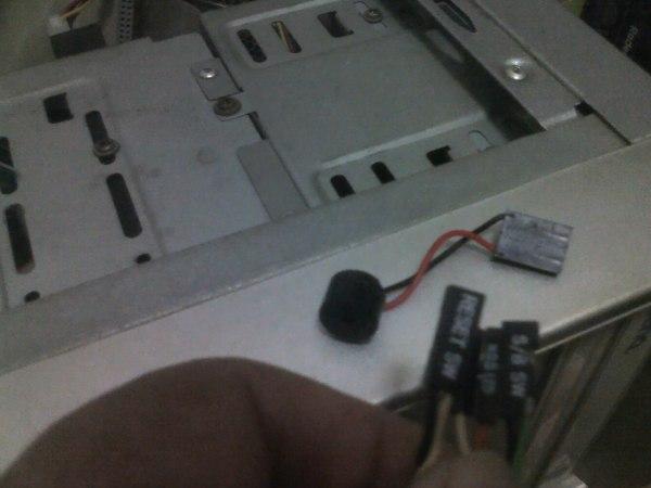 华硕主板k8v x主板跳线接法 主板上有2个蓝色9针接线柱模块不知怎样图片