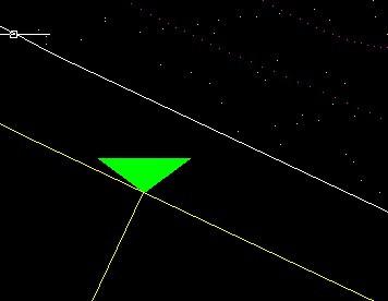 cad标高只看到三角形看不到数字图片