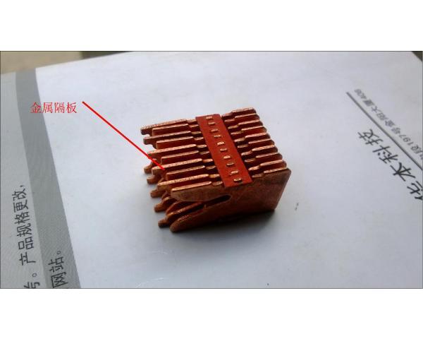 下图中空气开关内部构件的作用?第一张图是空气开关 ...