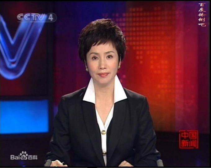 中文国际主持_徐俐,中央电视台中文国际频道(cctv-4)《中国新闻》女主播.