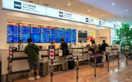 成田机场到羽田机场