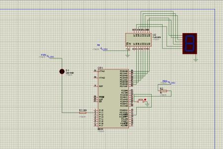 单片机数字秒表设计.基于80c51的设计,急求!汇编语言外带机器码.图片